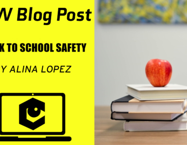Back to School Safety by Alina Lopez